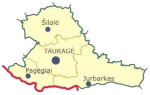 Taurags_apskrities